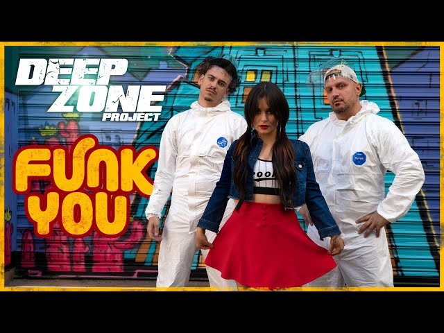 DEEP ZONE Project - Funk You (Official video)