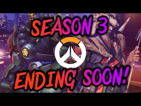 Overwatch Season 3 ENDING SOON Confirms Kaplan! - PVP Live - Overwatch News