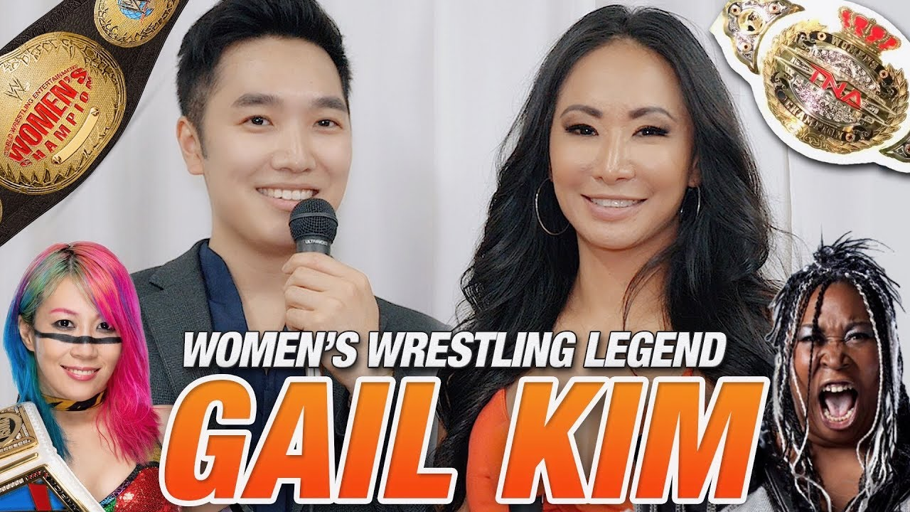 Gail Kim on Racism in Pro Wrestling and Quitting WWE | Top 5 Gail Kim Moments
