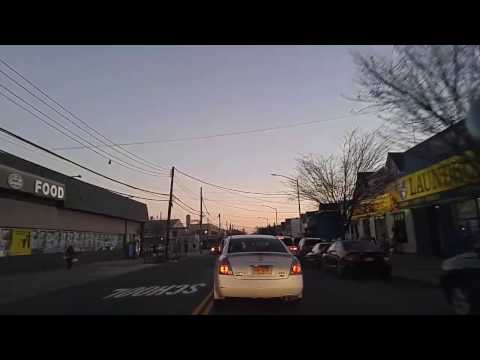 Driving from Forest Hills to St Albans Queens,New York