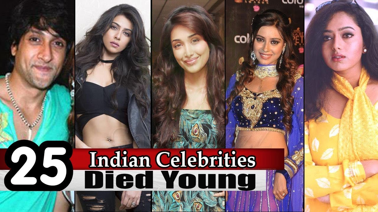 Download Indian Celebrities Died Young - 25 Bollywood Actors and Actresses Who Died At Young Age