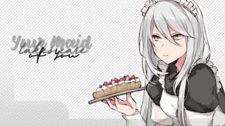 [ASMR/AUDIO RP] Your Maid Takes Care Of You