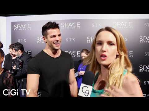 Brant Daugherty on Getting Ripped, 50 Shades, & Girls