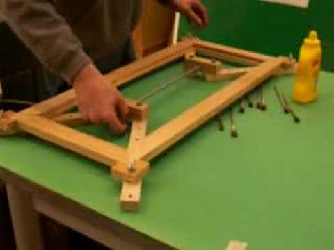 Picture Frame Jig - YouTube