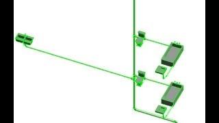 Процесс моделирования внутренней канализации в Autodesk Revit MEP