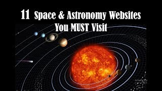 11 Best Space and Astronomy Websites and Blogs- Amazing Websites