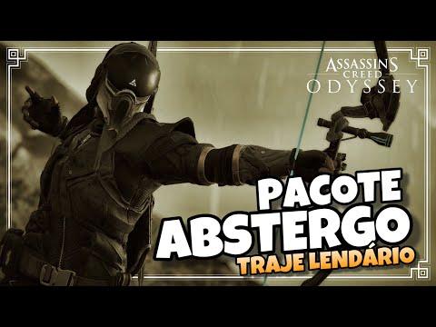 Assassin's Creed Odyssey - O Pacote Abstergo | Traje, Arma e Montaria Lendária thumbnail
