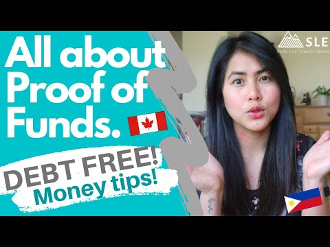 PROOF OF FUNDS: How much do you need to study? International students in Canada - Student Permit