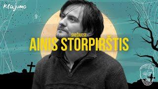 SVEČIUOSE: Ainis Storpirštis ft. Henry Match (Хеловинас)