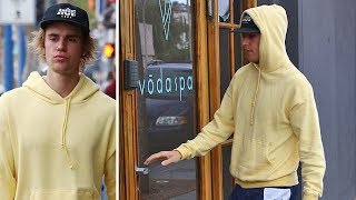 Did Justin Bieber Have A Happy Ending After His Massage???