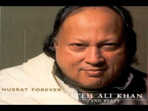 Kamli Waly Muhammad   Nusrat Fateh Ali Khan  HD  The best Qawali Ever
