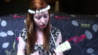 I wish I was a Punk Rocker (with flowers in my hair)--Uke cover