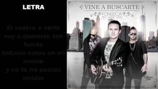 Fonseca Ft ALexis y Fido (Vine A Buscarte) Letra