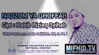 YA GHOFFAR Cipt. Habib Rizieq Syihab (Cover)