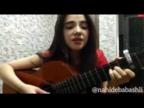 Nahide Babashli - Ölüm ölüm mən ölüm sən yaşa qoy mən ölüm _ 2018 _ cover YENİ