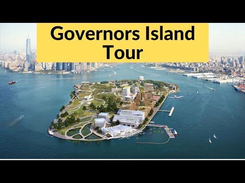 Governors Island New York City