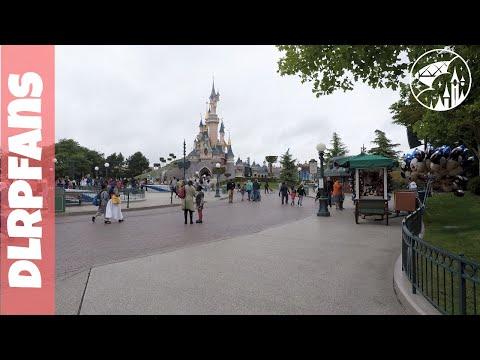 Disneyland Paris September 2017 update