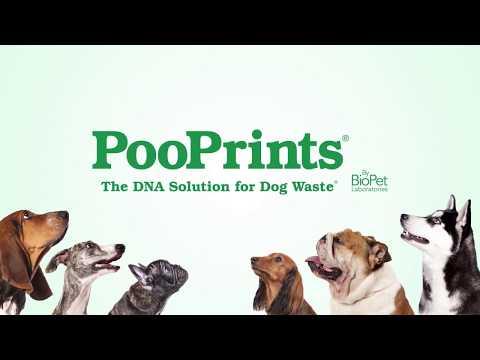PooPrints – The DNA Solution for Dog Waste