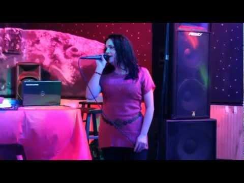 Lisa-Marie (karaoke) Black Velvet