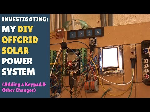 INVESTIGATING: My DIY Offgrid Solar Power System -
