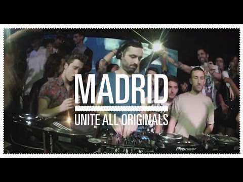 Girl Unit B2B XXXY adidas Originals x Boiler Room Madrid DJ Set