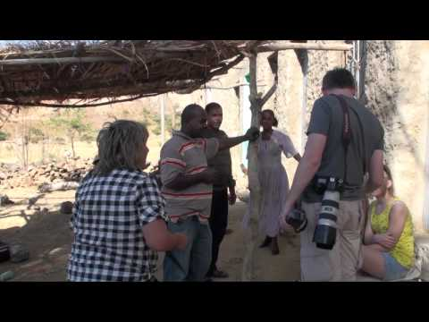 Ethiopia 2012 part 1, drive from Axum to Addigrat