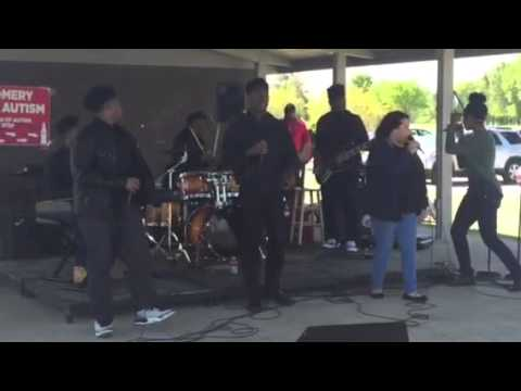 Chasing Me Down (Israel and New Breed) Covered by Success Unlimited Academy's Warrior Praise Band