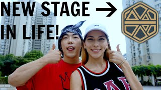 after many years in china a new stage korean bf american gf   espaol cc