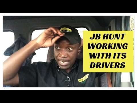 How J B Hunt Is Treating Its Drivers