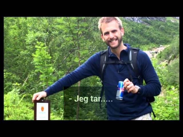 Fjelltur i Fjærland