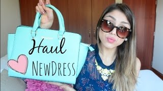 Haul Newdress!♡ Compras SUPER economicas