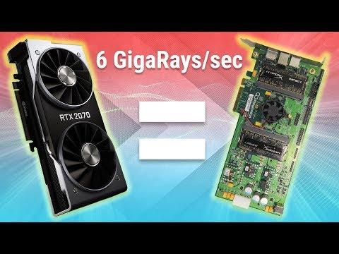Nvidia real-time raytracing