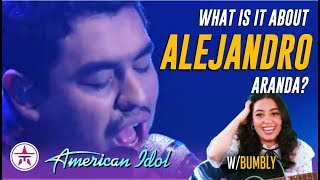 Why Is America Falling In Love With Alejandro Aranda? + American Idol Special Guest BUMBLY!
