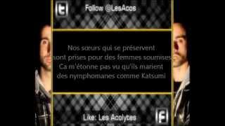 Les Acolytes - Contre-Pied [LYRICS]