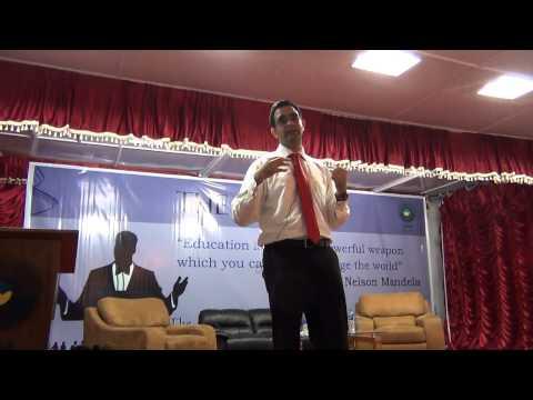 Interaction 11 of The Podium Season 2- Rahul Ramchandani