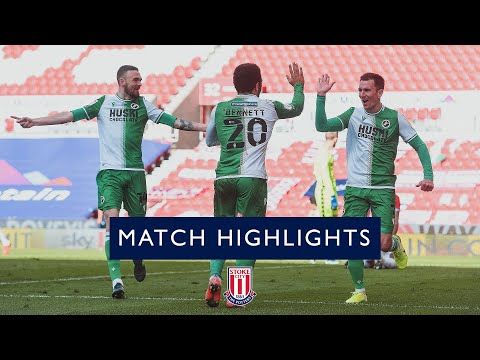 Stoke Millwall Goals And Highlights