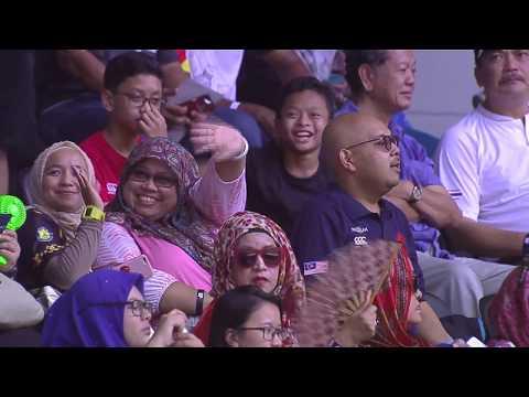 Malaysia V Korea #ARC2018 Week 1    Highlights