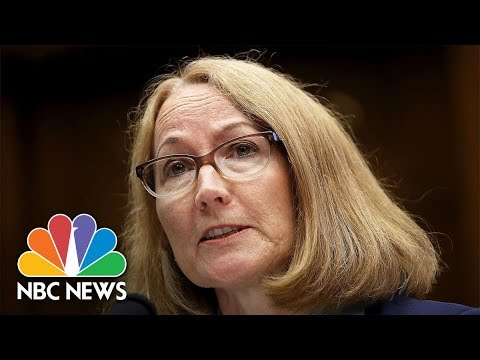 Rep. Carter To US Olympic Chief Susanne Lyons In Hearing: 'You Should Resign'   NBC News
