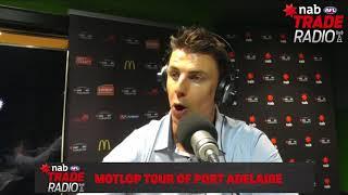 NAB AFL Trade Radio: Motlop tours Port Adelaide