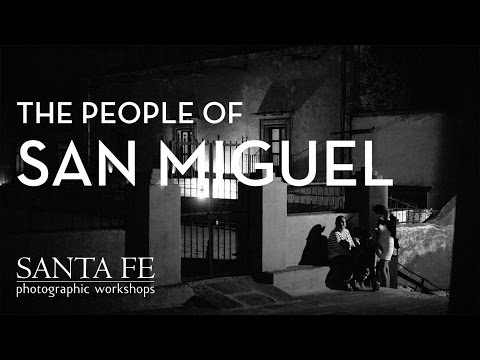 The People of San Miguel