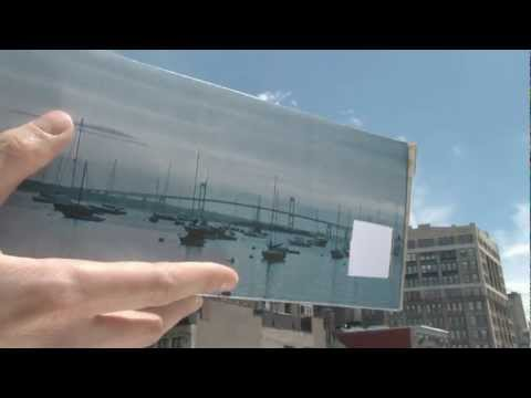 Safely See the Sun – Build a Shoebox Pinhole Camera | Video