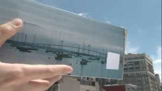 Safely See the Sun – Build a Shoebox Pinhole Camera | Video