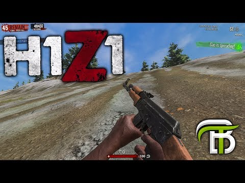 THEY THINK WE'RE HACKING | H1Z1 KotK
