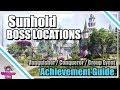 ESO: Sunhold Boss Locations - Summerset Public Dungeon
