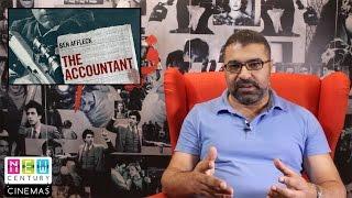 The Accountant مراجعة بالعربي | فيلم جامد