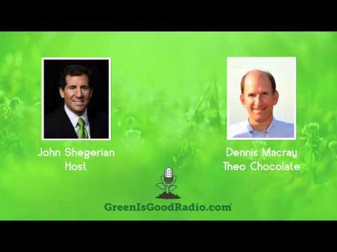 GreenIsGood - Dennis Macray - Theo Chocolate