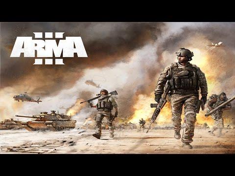 ArmA III. A la caza del jefe