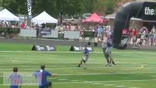 2010 National Championship Ultimate Highlights | Florida vs. Carleton