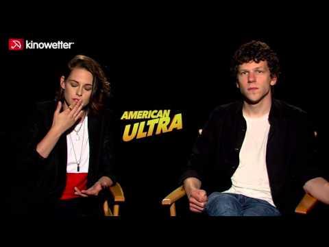 Interview Kristen Stewart & Jesse Eisenberg AMERICAN ULTRA