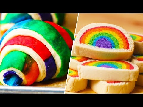 Mesmerizing Rainbow Recipes